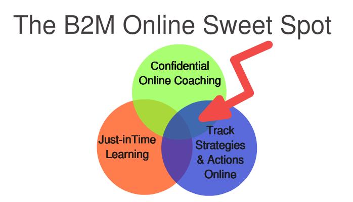 B2M Online Sweet Spot