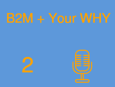 B2M, Your WHY and LinkedIn Profile Tips | B2M Business Insights Podcast