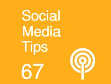 B2M067 Social Media Tips
