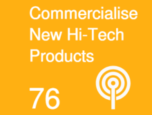 Commercialise New Hi-tech Products