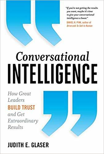 Conversational Intelligence Judith Glaser