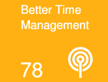 B2M078 Better Time Management