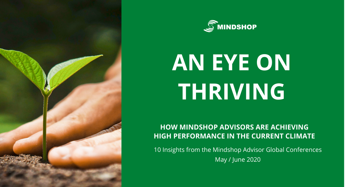 Mindshop An Eye on Thriving 2020
